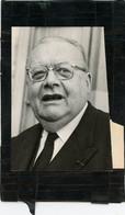 PHOTO ORIGINALE -  MARCEL PRELOT  Sénateur Du  DOUBS 1969 - Geïdentificeerde Personen
