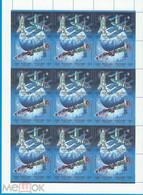 RUSSIE/RUSSIE/RUSSIA/RUSSLAND/ROSJA 1995 MI.445-48 ** ,ZAG.226-29 ,RUSSIA/RUSSLAND/ROSJA 1995 MI.434 ** ,ZAG.215 ,YVERT. - Unused Stamps
