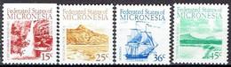 MICRONESIA # FROM 1988  STAMPWORLD 89-92** - Micronesia