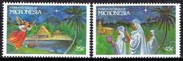 MICRONESIA # FROM 1989  STAMPWORLD 172-73** - Micronesia