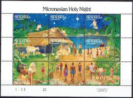 MICRONESIA # FROM 1990  STAMPWORLD 203-11** - Micronesia