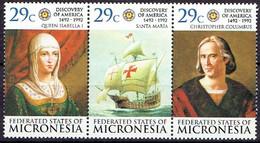 MICRONESIA # FROM 1992  STAMPWORLD 259-61** - Micronesia