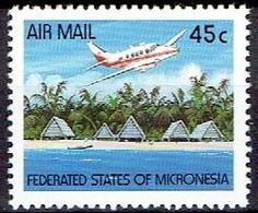 MICRONESIA # FROM 1990  STAMPWORLD 187 - Micronesia