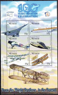 MICRONESIA # FROM 2003 STAMPWORLD 1446-51** - Micronesia