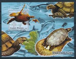 D - [400462]TB//**/Mnh-Guiné-Bissau 2006 - Tortues - Schildkröten