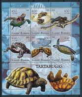 D - [400970]TB//**/Mnh-Guinée-Bissau 2006 - Tortues - Schildkröten