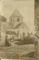 - 08 -  St CLEMENT-à-ARNES-  Carte Allemande Occupation 14.18 - Otros Municipios