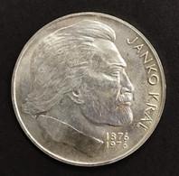 Cecoslovacchia Czechoslovakia 100 KORUN 1976 Janko Kral  D.1527 - Czechoslovakia