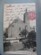 294 - VAYRAC 46 EGLISE - PIONNIERE 1905 - Vayrac