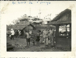 ( MILITAIRES )( ASIE  )( VIETNAM  ) AU BORD DE L ARROYO - Oorlog, Militair