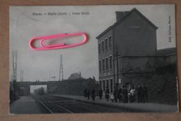 HAREN : La Station Sud   En 1912 - Non Classés