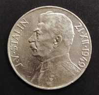 Cecoslovacchia Czechoslovakia 100 KORUN 1949 Josef Stalin D.1535 - Czechoslovakia