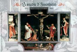 Timbres Neufs 2012 Colmar Retable D'Issenheim Feuillet   état Superbe Peintre Grünewald ... - Ungebraucht