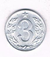 3 HALLER  1963  TSJECHOSLOWAKIJE /9618/ - Czechoslovakia