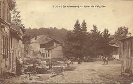- 08 -  TOGES - RUE DE L'EGLISE - Otros Municipios