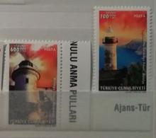 Turquie 2004 / Yvert N°3099-3100 / Used - Oblitérés
