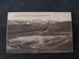Coq Sur Mer  Clemskerke -golf Vue Panoramique De Coq Prise De La Grande Dune   (links D'ostende)  1930 - De Haan