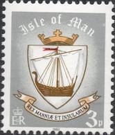 MAN (Ile De) - Blason Viking (navire) - Ships