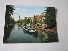 Amsterdam, Prinsengracht En Westertoren - Amsterdam