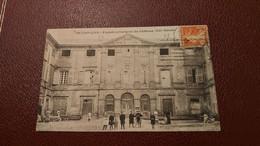 Ancienne Carte Postale - Peyrolles - Façade Principale Du Chateau Xve Siecle - Peyrolles