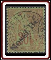 Nossi-Bé - N° 25 (YT) N° 25 (AM) Oblitéré. - Used Stamps