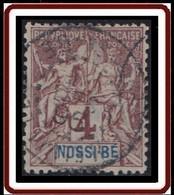 Nossi-Bé - N° 29 (YT) N° 28 (AM) Oblitéré. - Used Stamps