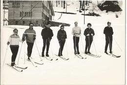 CPSM ,Suisse , N°14817 A, Grächen,  Ed. Foto Sport ,E. Walter ,1966 - VS Valais