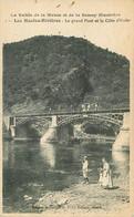 08 - LES HAUTES RIVIERES - Grand Pont Et Cote D'enfer - Pecheur Du Dimanche - Altri Comuni