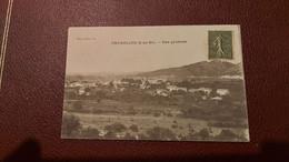 Ancienne Carte Postale - Peyrolles - Vue Générale - Peyrolles