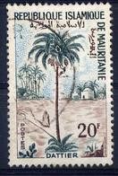 MRT - 229° - DATTIER - Mauritania (1960-...)