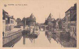 COURTRAI - Les Tours Du Broel - Kortrijk