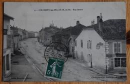 54 : Colombey-les-Belles - Rue Carnot - (n°19051) - Colombey Les Belles