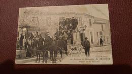 Ancienne Carte Postale - Environ De Marseille La Bedoule - Depart De La Patache - Otros Municipios
