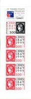 FRANCE - Carnet BC 3213 - Neuf Non Plié - Cote: 13,00 € - Journée Du Timbre