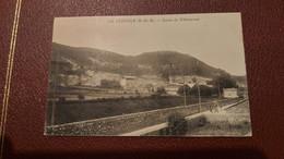Ancienne Carte Postale - La Bedoule - Usine Villeneuve - Otros Municipios