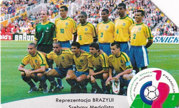 POLAND - FIFA Wold Cup 98 France/Brazil, Used - Sport