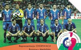 POLAND - FIFA Wold Cup 98 France/Croatia, Used - Sport