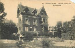 14 - VILLIERS SUR MER - Villa Gastinne - Av De La Dame D'Eu - Attention état ! - Villers Sur Mer