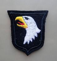 Ecusson Tissu - Tête D'aigle Figurant Sur L'insigne De La 101e Division Aéroportée US - Blazoenen (textiel)