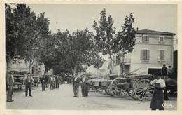 13 - ROGNONAS - Le Marché Vers 1950 - Otros Municipios