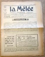 """Mensuel Anarchiste """"La Mêlée"""" Libertaire-Individualiste-éclectique 1933 Paris-Orleans-Limoges - Collezioni"""