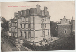 Manche :  SAINT  PAIR  Sur  MER :  Villa  Hotel  Saint  Stanislas - Saint Pair Sur Mer