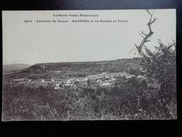 34411. Environs De Vesoul - NAVENNE Et Les Roches De Froley - Andere Gemeenten