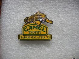Pin's Camel Trophy à SABAH En Malaysie En 93 - Rallye