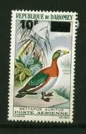 Rep. Dahomey ** PA N° 111 Surchargé - Oiseau - Benin – Dahomey (1960-...)