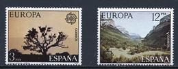 Espagne - Spain - Spanien 1977 Y&T N°2052 à 2053 - Michel N°2299 à 2300 *** - EUROPA - 1971-80 Ungebraucht