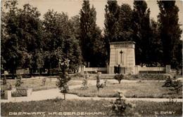 Oberwart/Burgenland - Kriegerdenkmal - Oberwart