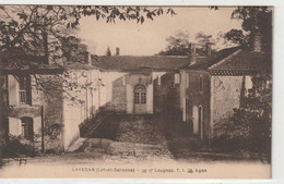 DEPT 47 : Photo Moulis - Agen : Lavedan ( Lot Et Garonne ) - Other Municipalities