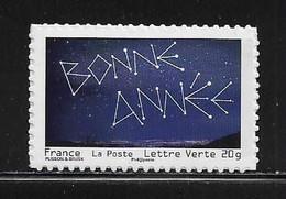 FRANCE  ( FRAU - 155 )  2012  N° YVERT ET TELLIER  N° 764A   N** - KlebeBriefmarken