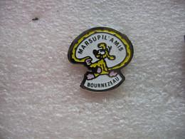 Pin's Du Marsupil'amis à BOURNEZEAU (Dépt 85) - Comics